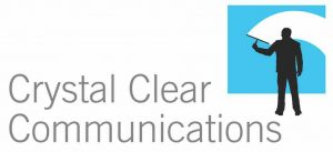 Crystal Clear Communications Logo