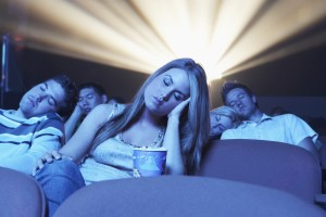 PowerPoint content marketing makes customers passive. Don't put customers to sleep!