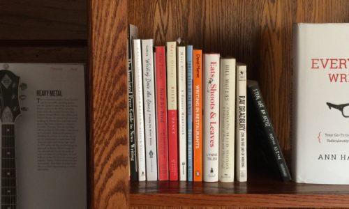 Everyone Writes belongs on your writing bookshelf.