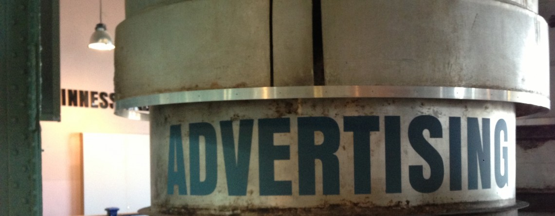 How do you say 'no' to unwanted advertising?