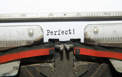 Don't let perfection get in the way of good content marketing