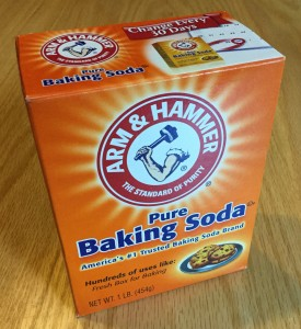 What applications do you use baking soda for?