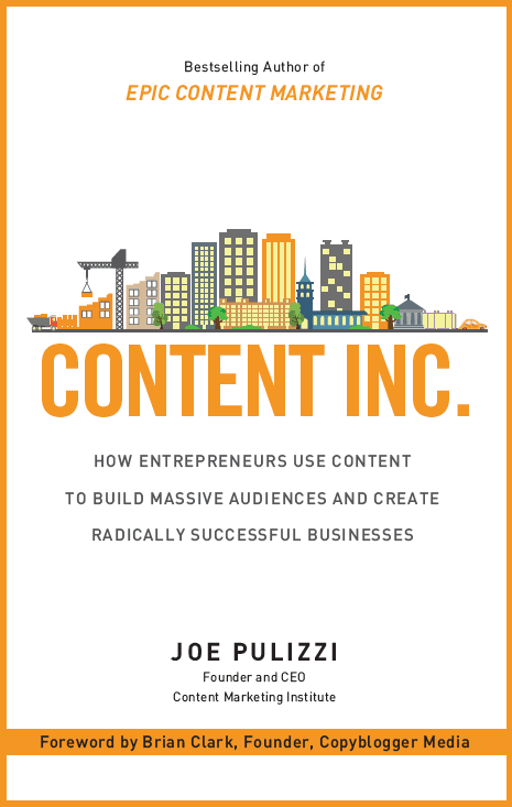 Content Inc. book cover