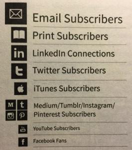 Subscriber hierarchy by Joe Pulizzi