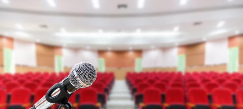 Your Big Speech