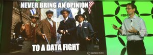 Andy Crestodina: Never bring an opinion to a data fight