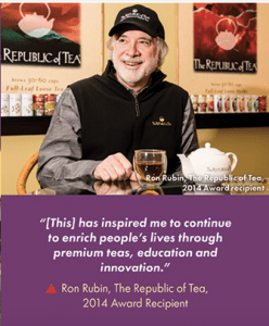 Ron Rubin Specialty Food Assn. Leadership Award