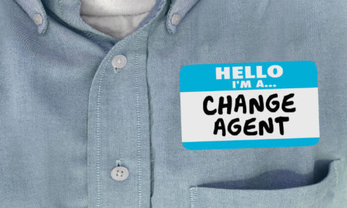 Change-agent - Who is ready to lead the change in marketing