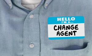Who's ready to lead change in marketing?