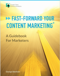 Fast-Forward Your Content Marketing
