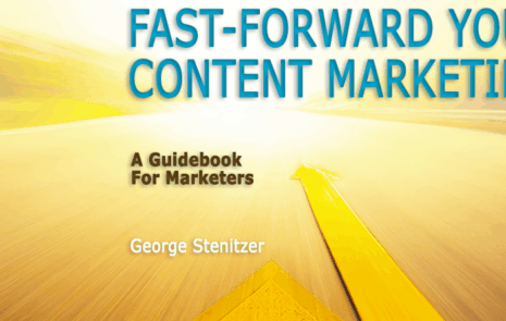 Free E-Book: Fast Forward Your Content Marketing