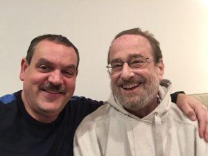 George Stenitzer & Tripp Frohlichstein