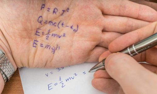 Secret formula - don't follow the rules. Make them!