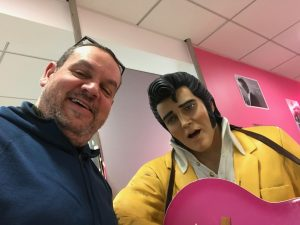 George & Elvis