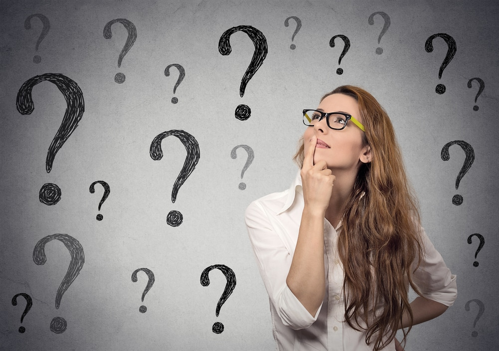 What were the best questions and answers from Content Marketing World?