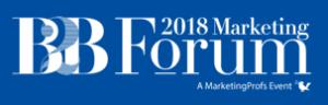 MarketingProfs' B2B Marketing Forum