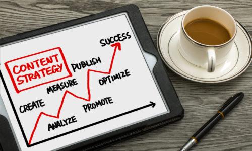 Content strategy & content measurement