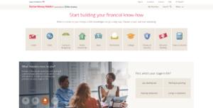 Better Money Habits website