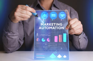marketing automation supports content marekting