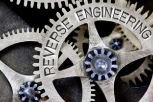 marketing automation supports content marketing by reverse engineering