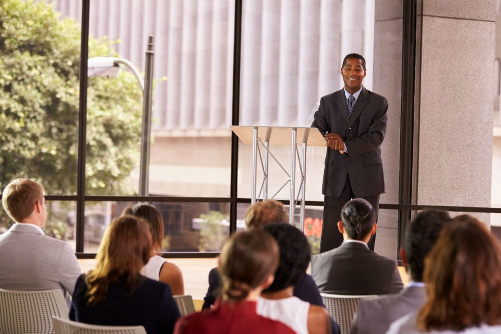 Are you presenting? Presentation Tips