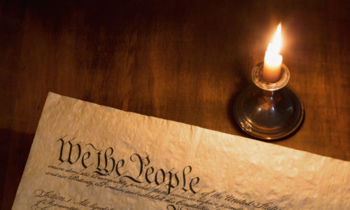 leadership in a crisis - he USA's purpose is set out in the Declaration of Independence