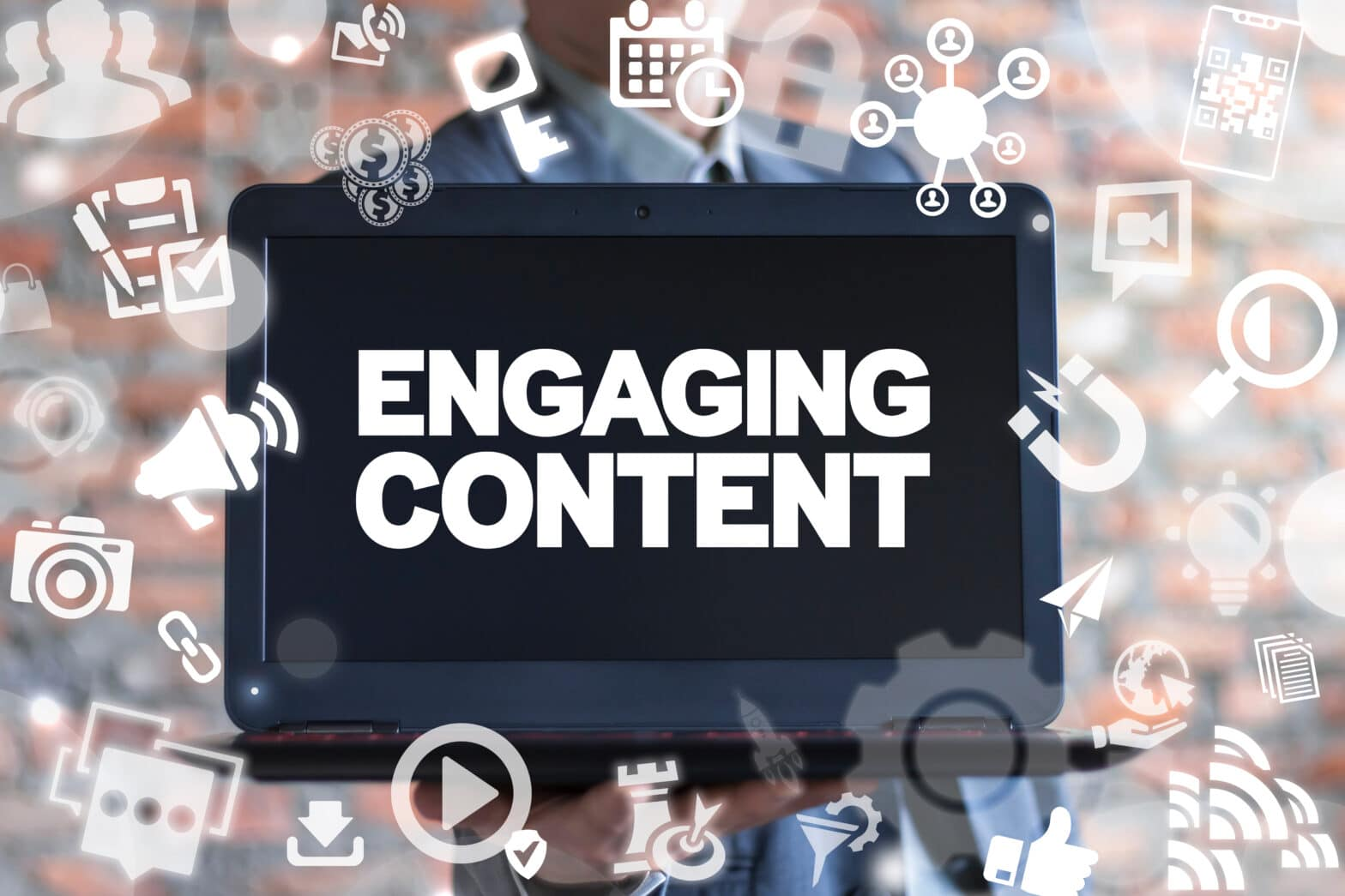 How does a traditional site drive engagement without frustrating users?